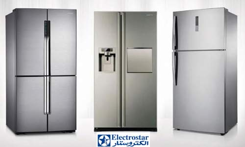Defects of an electrostatic refrigerator