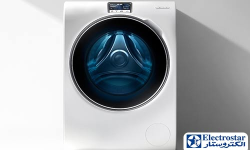 Electrostatic automatic washing machine
